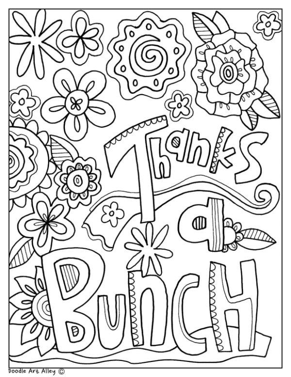 teacher appreciation coloring pages # 61