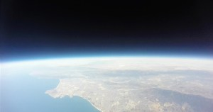 Southern CA from 90,000 feet!Click image for larger view.