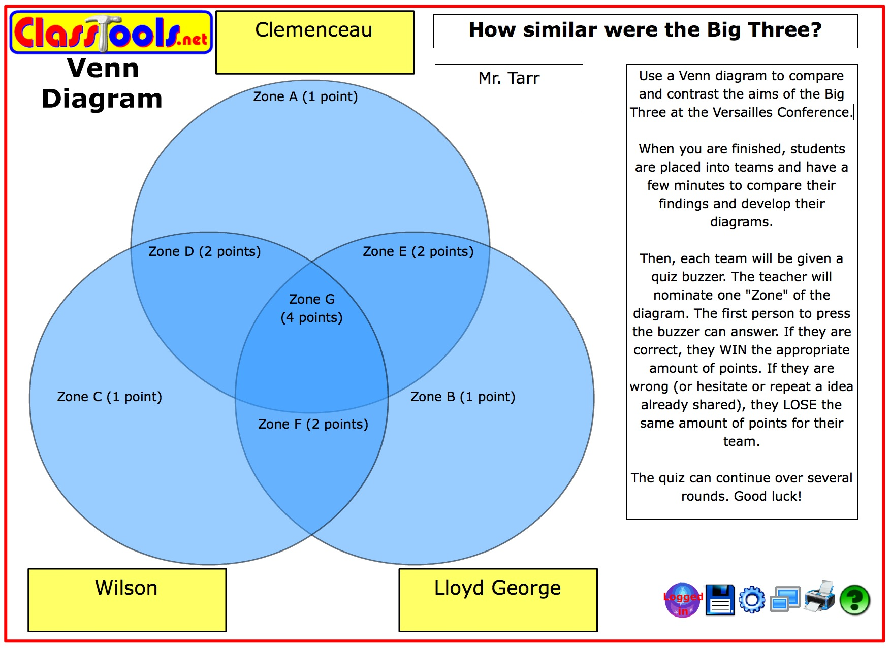 A venn tastic quiz format to ensure detailed venn diagrams venn quiz pooptronica Gallery