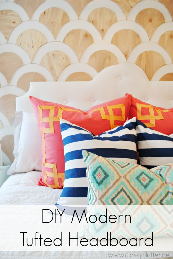 DIY Modern Tufted Headboard DIY Modern Tufted Headboard 685x1024 jpg