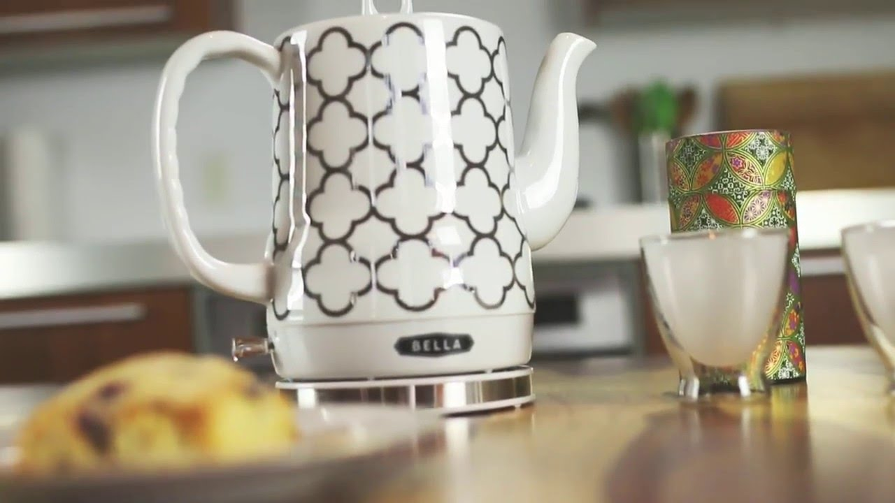 Bella Tea Kettles 25% off