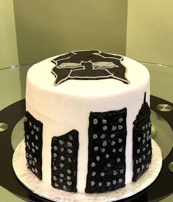 Black Panther Layer Cake Classy Girl Cupcakes