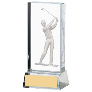 Engraved Golf Trophies