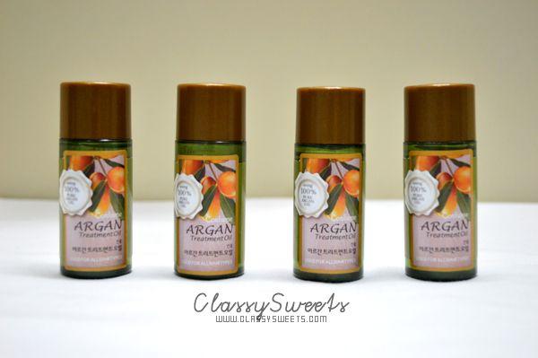 WishTrend: Confume Argan Treatment Oil