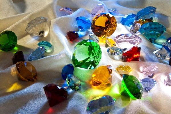 Beauty in Birthstones
