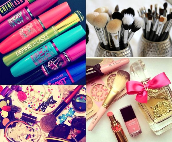 Beauty Addict? Here's How To Organize Your Massive Make Up Collection