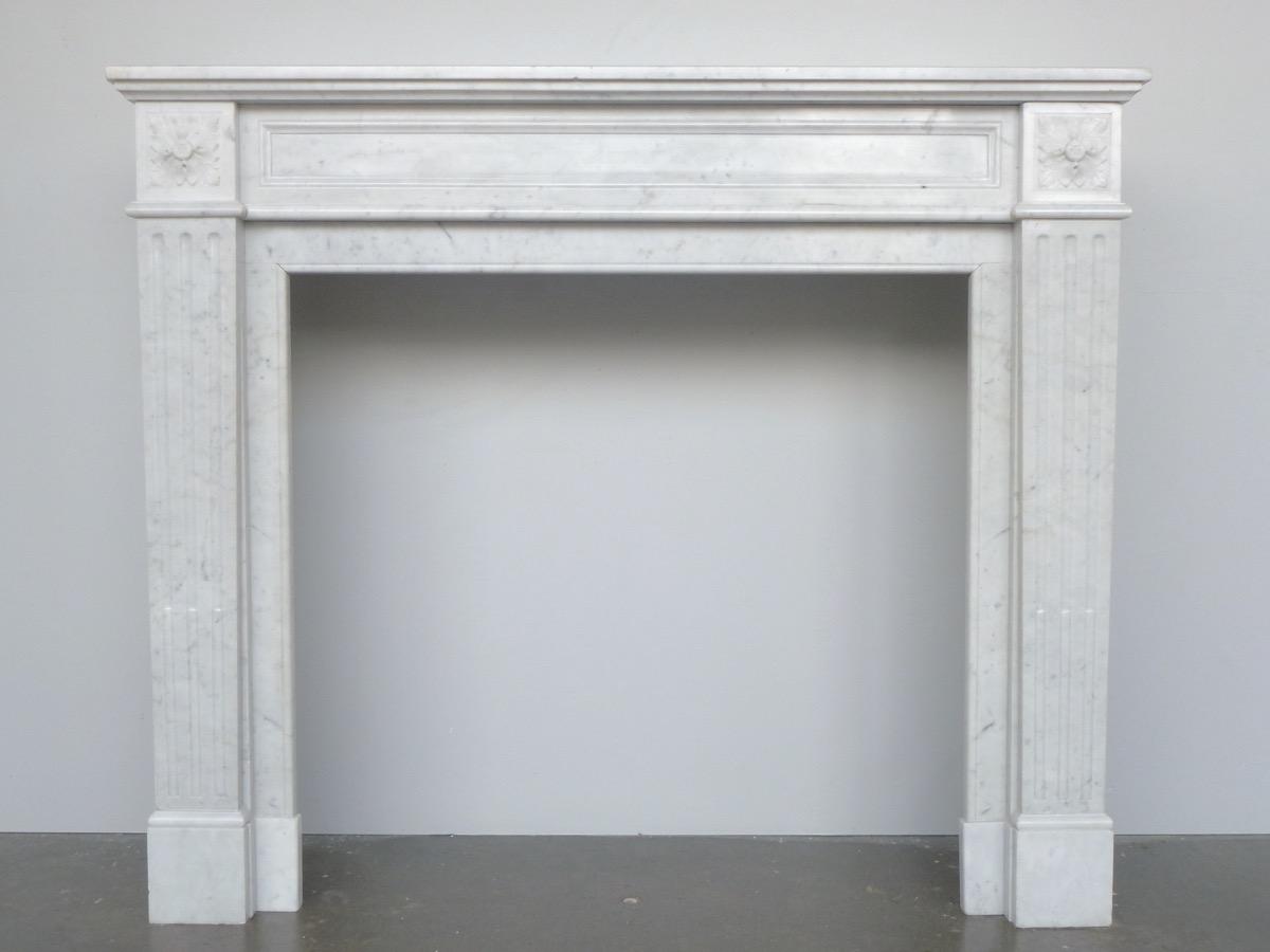 ancienne marbre louis xv xixe