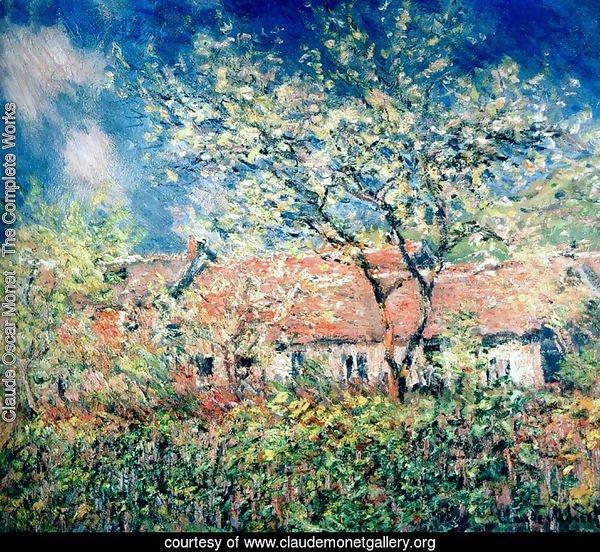 Claude Oscar Monet The Complete Works Springtime At