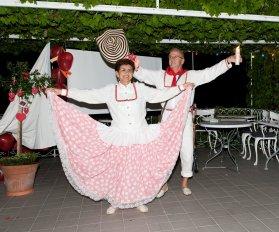 Ana Dilia und Ricardo