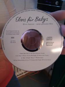 Elvis für Babies