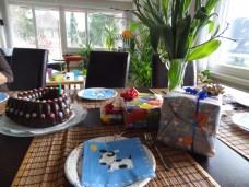 Lucas erster Geburtstag am 5. März 2015