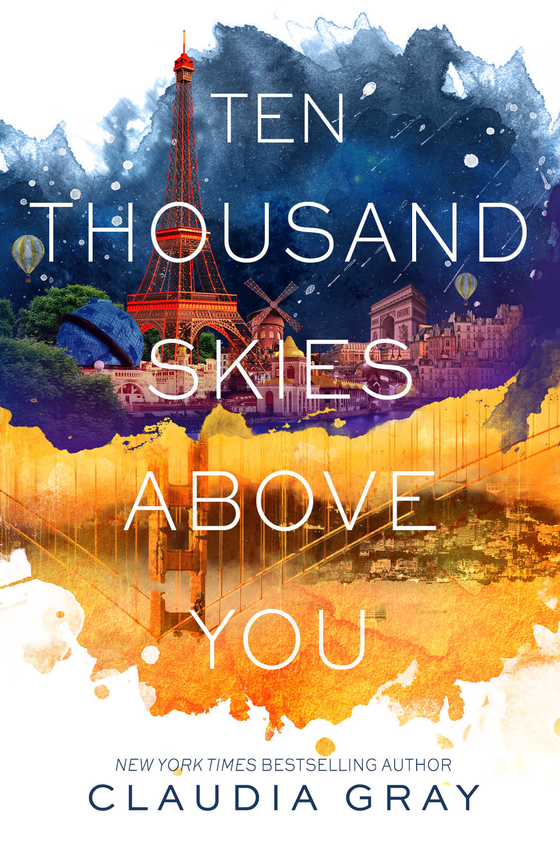 Image result for ten thousand skies above you