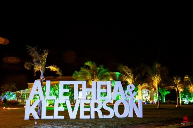 Aletheia-Kleverson-casamento-Buffet-Placa