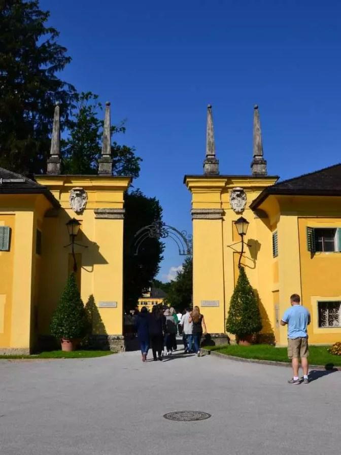 Hellbrunn Eingang