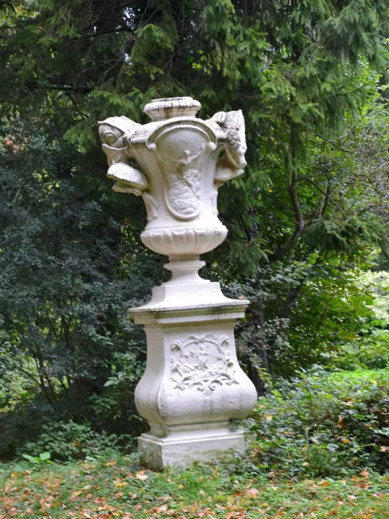 Vase Schloss Leopoldskron