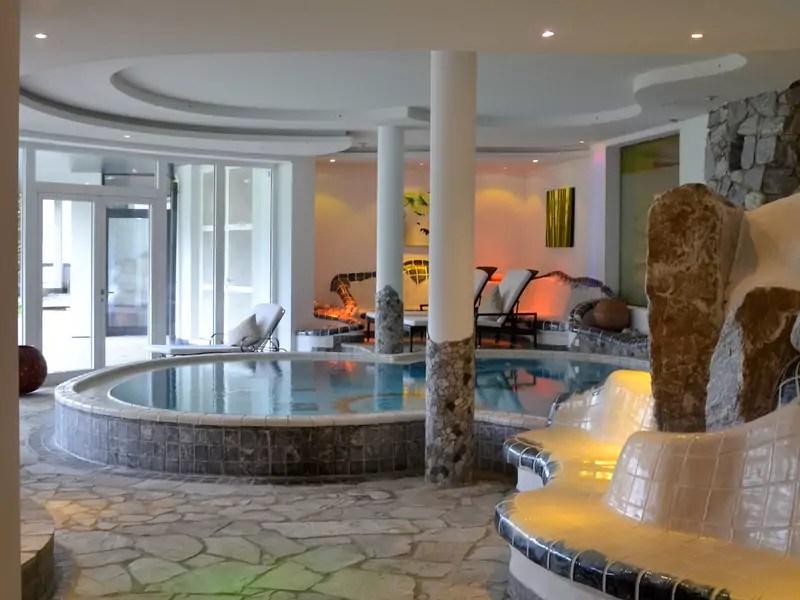 Sauna Pool Sonnhof