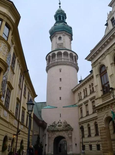 Sopron Feuerturm