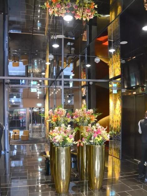 Lobby Derag Livinghotel am Viktualienmarkt