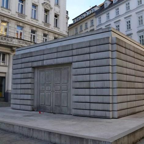 Mahnmal am Judenplatz