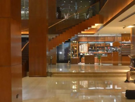 Grand Hyatt Lobby