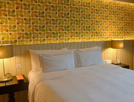 Hotel Rendezvous Zimmer