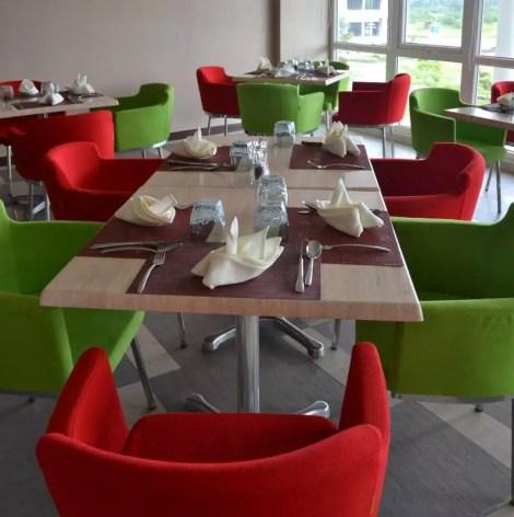 Frühstücks-Restaurant Lagoi