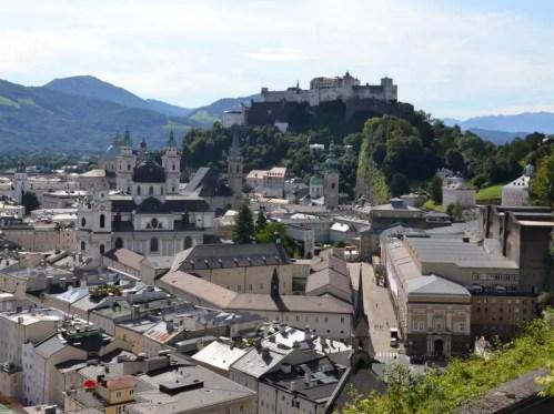 Altstadt mit Festung