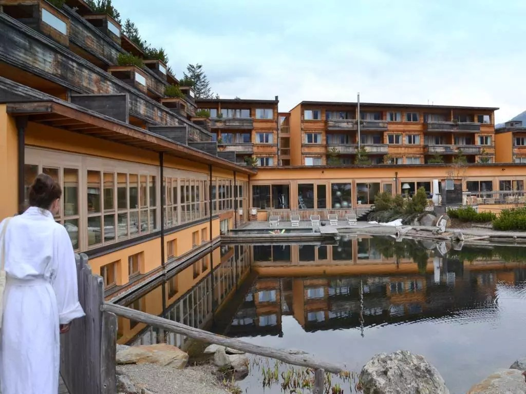 Urlaub im Ultental, Arosea