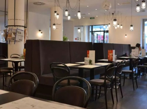 Café Joahnn Innenbereich