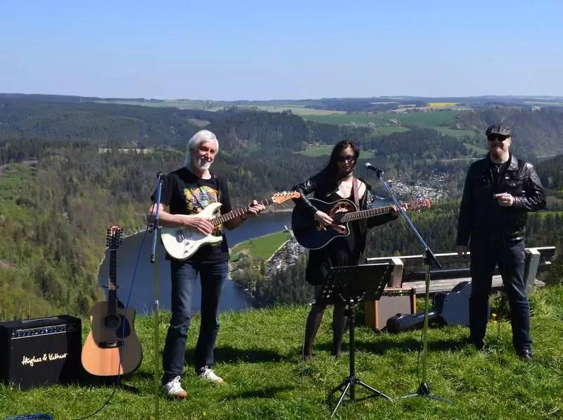 Musiker Thüringen Stausee