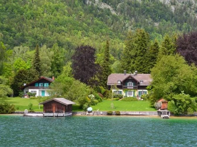 Villen am Wolfgangsee