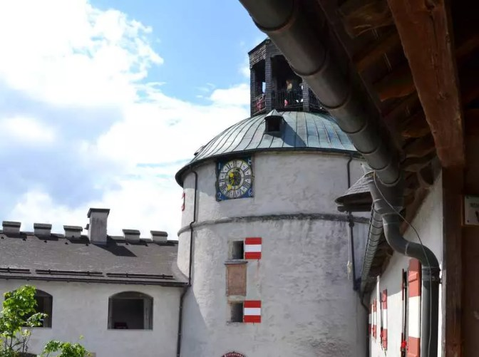 Turm Hohenwerfen