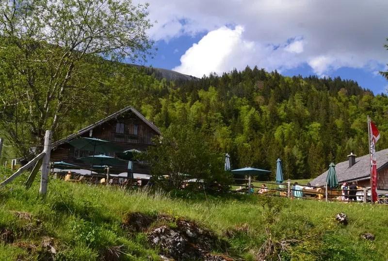 Auerhütte Seewaldsee