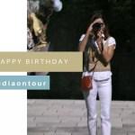 Gedanken zum Bloggeburtstag; vom Travel- zum Lifestyleblog 50plus