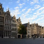 20000 Schritte durch Antwerpen und ebenso viele Eindrücke