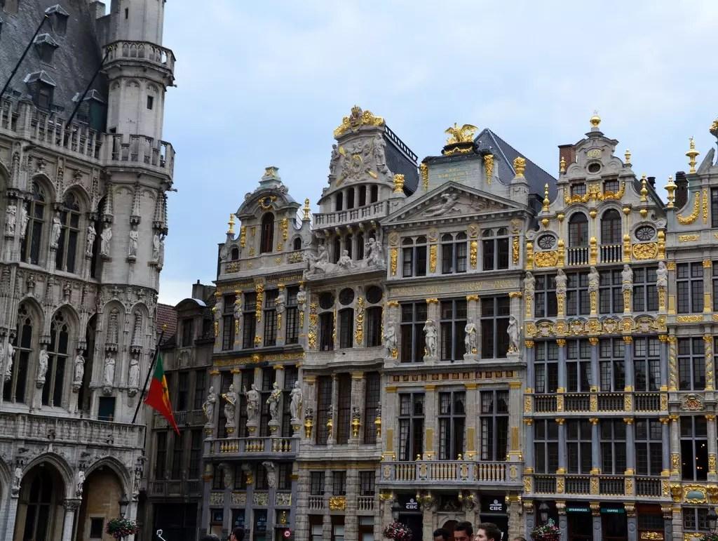 24 Stunden Brüssel; meine persönlichen Highlights