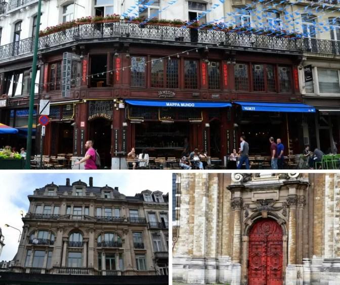 Brüssel Stadtspaziergang