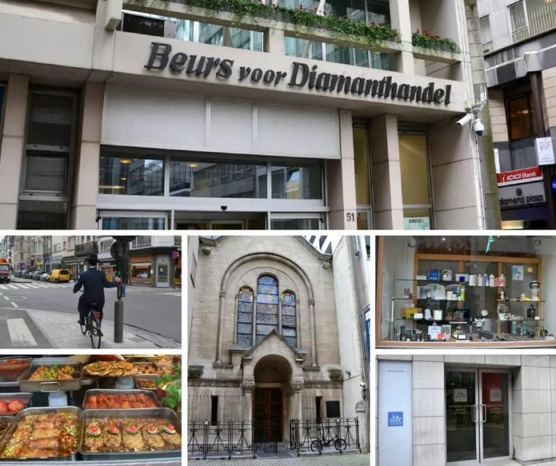Diamantenviertel Antwerpen