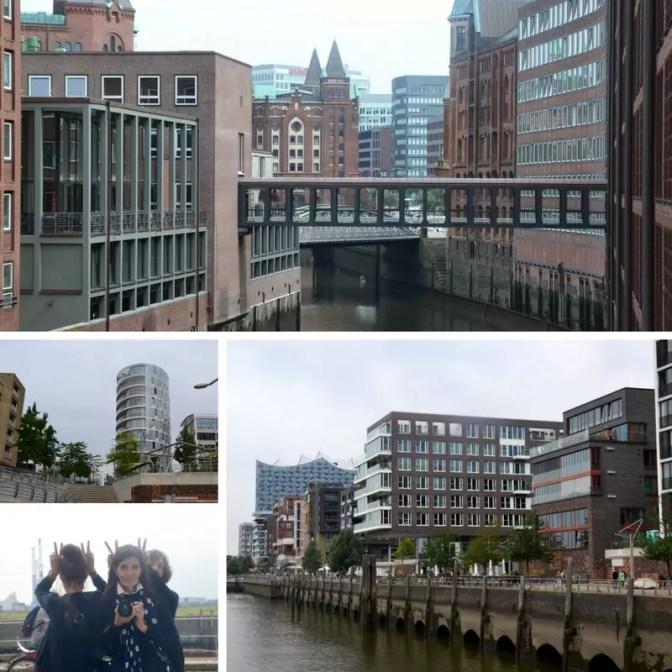 Hafencity Speicherstadt Hamburg