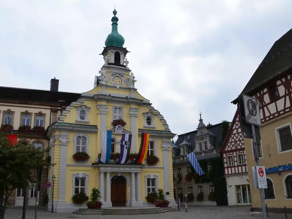 24 Stunden in Kulmbach; Workshop, Schokolade und herrlich schlafen