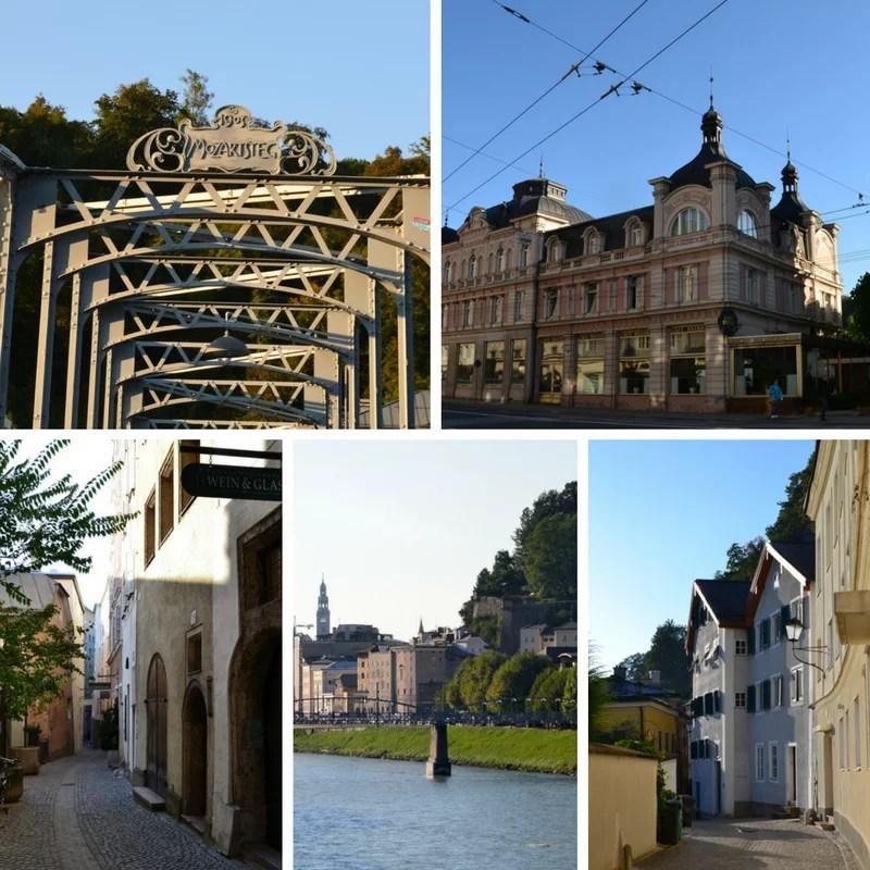 Heimat ist wo man daheim ist; Salzburg, meine Heimatstadt