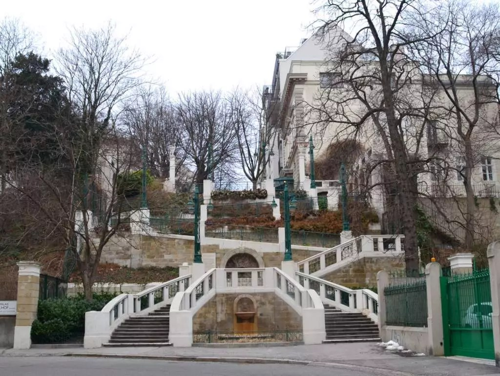Mein neuer Wiener Lieblingsbezirk, das Servitenviertel; schön schlafen im Harmonie Vienna