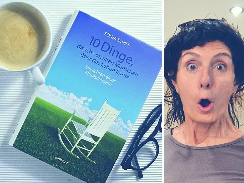 Buchcover von Sonja Schiff, Chemobrain