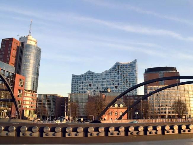 Wieder einmal Hamburg; Hotel Scandic und 7 weitere Hotspots
