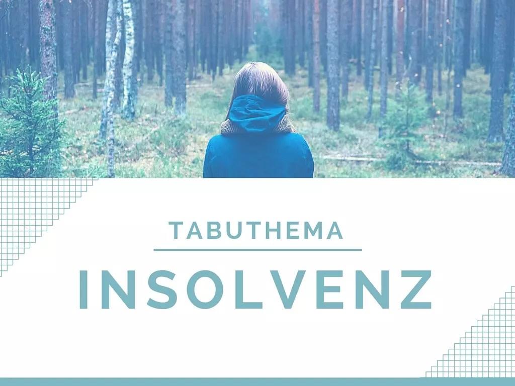 Scheitern nicht erwünscht; Tabuthema Insolvenz