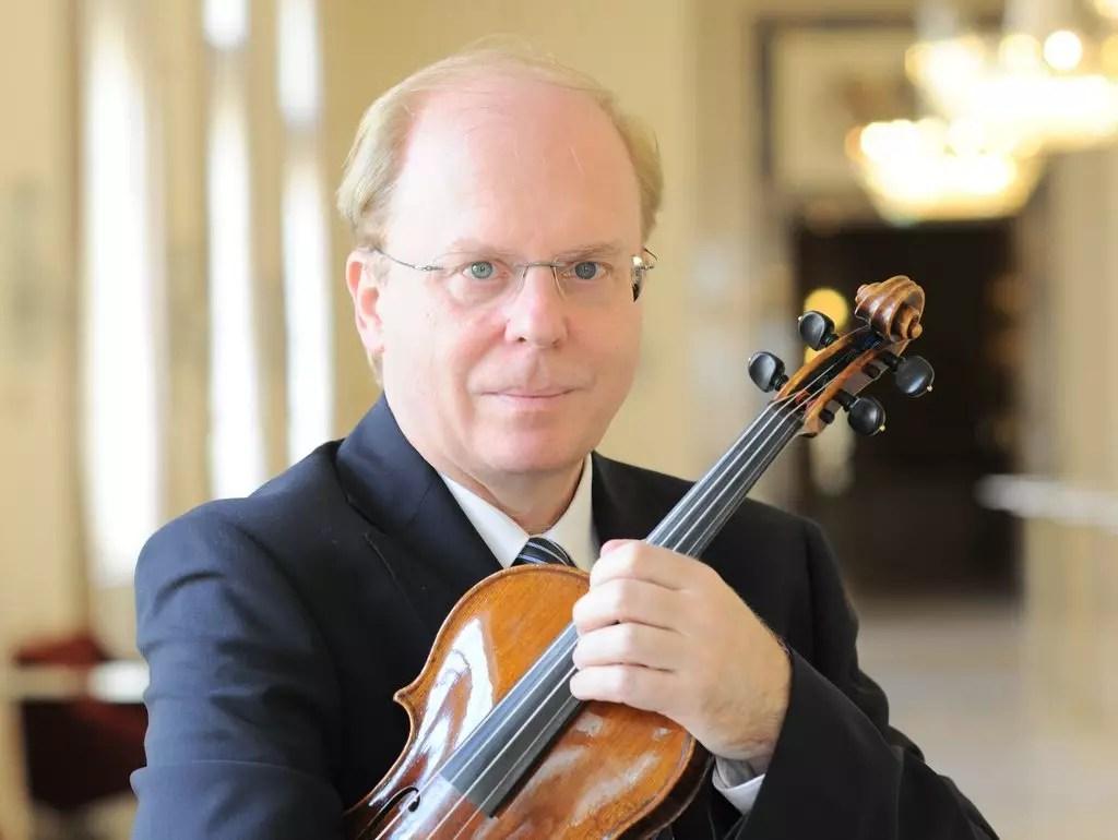 Geiger Prof Gerald Schubert Wiener Philharmoniker