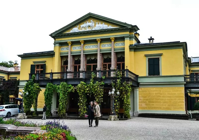 Bad Ischl Kaiservilla