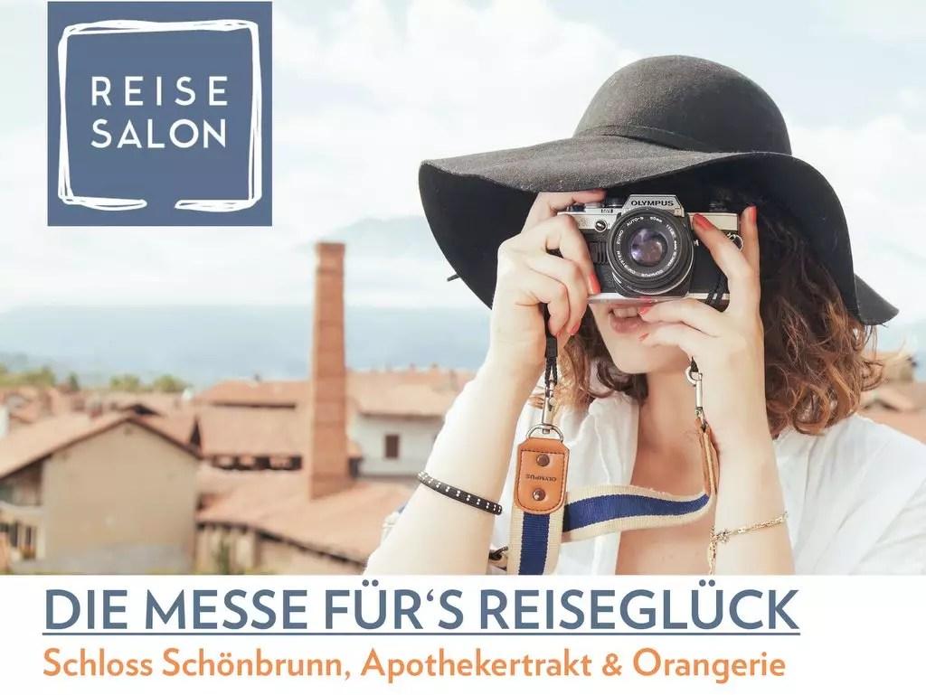 Claudia goes Reisesalon 2017