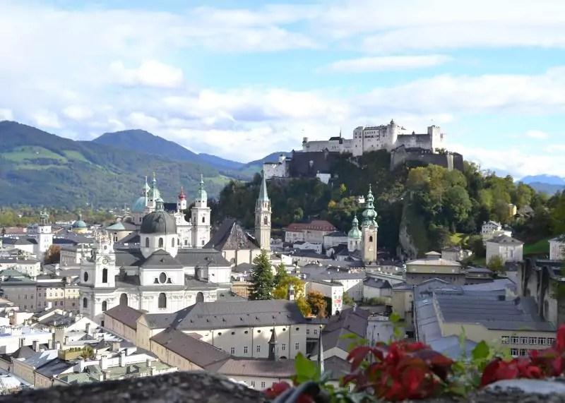 Alststadtblick Salzburg vom M32