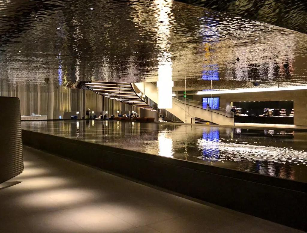 Business Lounge Doha